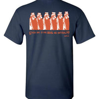The Real Mr. Natural - Men's Short Sleeve T-Shirt