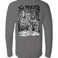 The Guy Inside My Head - Men's Long Sleeve T-Shirt