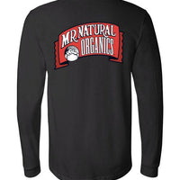 Mr. Natural Organics - Men's Long Sleeve T-Shirt