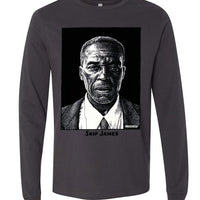 Skip James Blues Men - Men's Long Sleeve T-Shirt