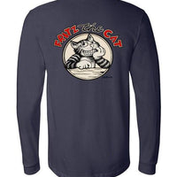Robert Crumb's Fritz the Cat - Men's Long Sleeve T-Shirt