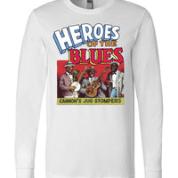 Cannon's Jug Stompers - Men's Long Sleeve T-Shirt
