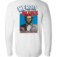 Charley Patton - Men's Long Sleeve T-Shirt