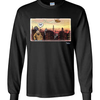 Sheer Poetry - Men's Long Sleeve T-Shirt