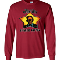 King of the Delta Blues, Charley Patton - Men's Long Sleeve T-Shirt