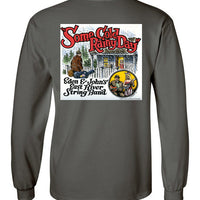 Some Cold Rainy Day - Double Print - Men's Long Sleeve T-Shirt