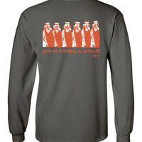 The Real Mr. Natural - Men's Long Sleeve T-Shirt