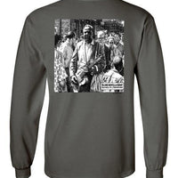 Blind Arvella Gray - Men's Long Sleeve T-Shirt