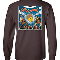 Good Tone Records - Men's Long Sleeve T-Shirt