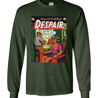 Despair Comics - Men's Long Sleeve T-Shirt