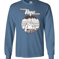Nope, No. 7, 1968 - Men's Long Sleeve T-Shirt