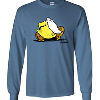 Mr. Natural Raising Hope - Men's Long Sleeve T-Shirt