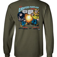 The Lighter Than Air Boys - Men's Long Sleeve T-Shirt