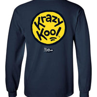 Krazy Kool - Men's Long Sleeve T-shirt