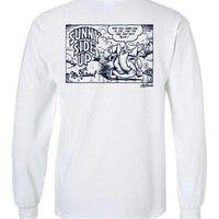 Sunny Side Up - Men's Long Sleeve T-Shirt