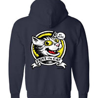 Fritz the Cat Hi Kids - Hoodie