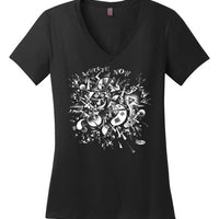 Mutate Now in White - Women's T-Shirt