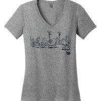 Roaming Rumps - Women's T-Shirt
