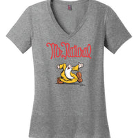 Mr. Natural Just Passin Thru - Women's T-Shirt