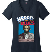 Charley Patton - Women's T-Shirt