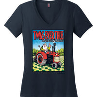 Twas Ever Thus - Women's T-Shirt