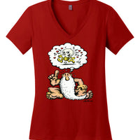Mr. Natural's Brilliant Idea - Women's T-Shirt