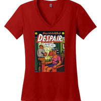 Despair Comics - Women's T-Shirt
