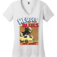 Skip James - Women's T-Shirt