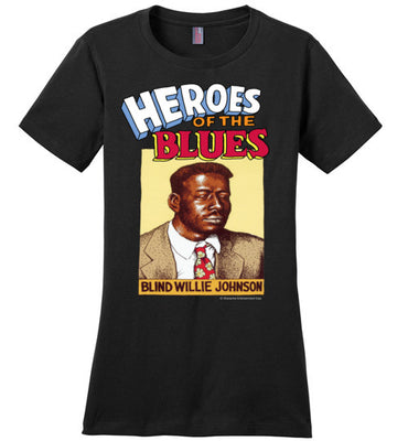 Blind Willie Johnson - Women's T-Shirt