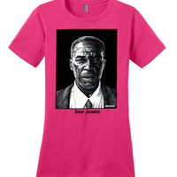 Skip James Blues Men - Women's T-Shirt