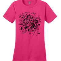 Mutate Now in Black - Women's T-Shirt