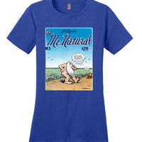 Mr. Natural Comic Book Cover No. 3 - Women's T-Shirt