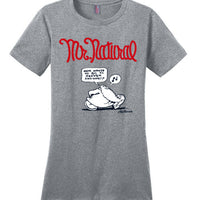 Mr. Natural Who Wants Heaven? - Women's T-Shirt