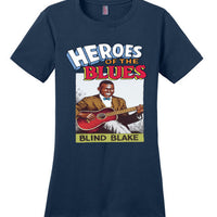 Blind Blake - Women's T-Shirt