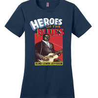 Blind Lemon Jefferson - Women's T-Shirt