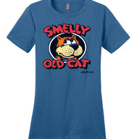 Smelly Old Cat - Women's T-Shirt