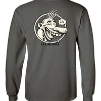 Laughing Gas - Men's Long Sleeve T-Shirt