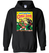 San Francisco Comic Book - Hoodie
