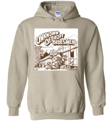 The Unknown Detroit Blues Men - Hoodie