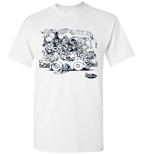 Clown Car - Men's Short Sleeve T-Shirt