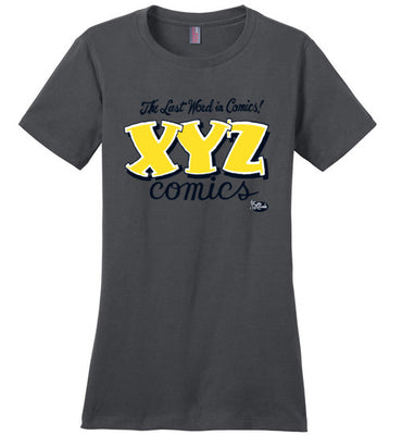 XYZ Comics - Women's T-Shirt