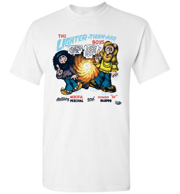 The Lighter Than Air Boys - Men's Short Sleeve T-Shirt