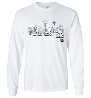 Roaming Rumps - Men's Long Sleeve T-Shirt