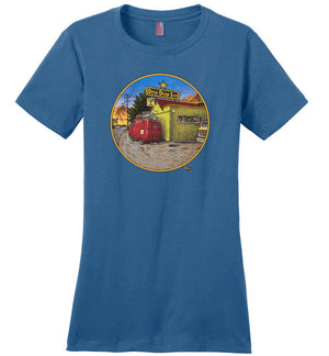 VW Bus Road Trip - Women's T-Shirt