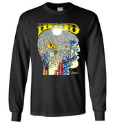 The Head - Men's Long Sleeve T-Shirt