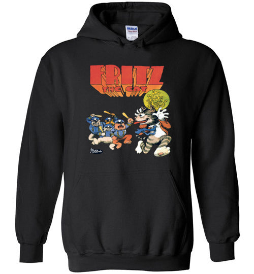 Fritz the Cat Bugs Out - Hoodie