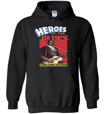 Blind Lemon Jefferson - Hoodie