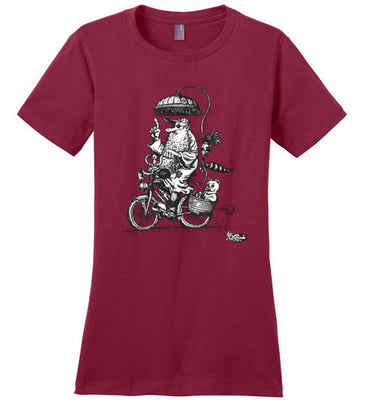 Mr. Natural Touring - Women's T-Shirt