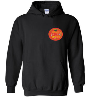 Drunken Barrel House Blues - Double Print- Hoodie