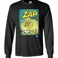 Zap Comix Cover No. 0 - Men's Long Sleeve T-Shirt